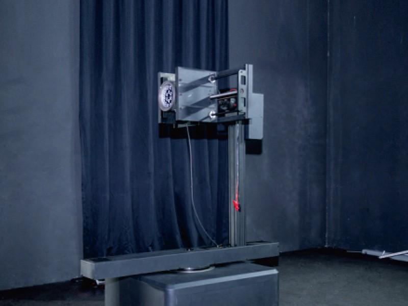 配光曲线测试设备
